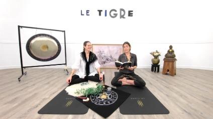 Rituel & Kundalini avec Odile Chabrillac & Elodie Garamond - Replay